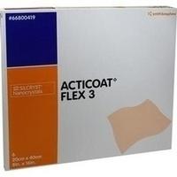 Acticoat Flex 3 20x40cm, 6 ST, Smith & Nephew GmbH