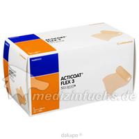 Acticoat Flex 3 10x120cm, 6 ST, Smith & Nephew GmbH