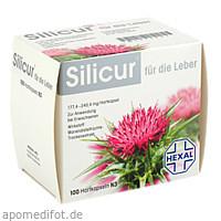 Silicur für die Leber, 100 ST, DR. KADE Pharmazeutische Fabrik GmbH