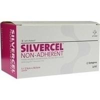 SILVERCEL Non-Adherent Tamponade 2.5x30.5cm, 5 ST, Kci Medizinprodukte GmbH