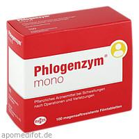 Phlogenzym mono, 100 ST, MUCOS Pharma GmbH & Co. KG
