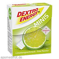 DEXTRO ENERGY minis Limette, 50 G, Kyberg Pharma Vertriebs GmbH