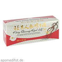 Peking Ginseng Royal Jelly PLUS, 30X10 ML, Peking Royal Jelly Boell