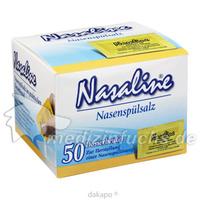 Nasaline-Salz, 50 ST, XYNDET COSMETIC GmbH
