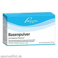 Basenpulver pH-balance Pascoe, 30X4 G, Pascoe Vital GmbH