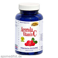 Acerola Vitamin C, 150 ST, Espara GmbH