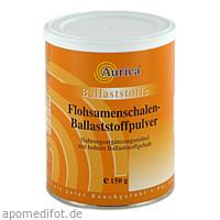 Flohsamenschalen Ballaststoffpulver, 150 G, Aurica Naturheilm.U.Naturwaren GmbH