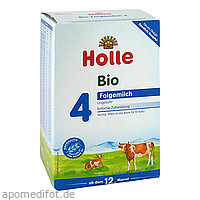 Holle Bio-Kindermilch 4, 600 G, Holle baby food AG