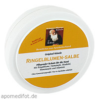 Ringelblumensalbe Kräuterpfarrer Künzle, 18 ML, Tentan Deutschland GmbH