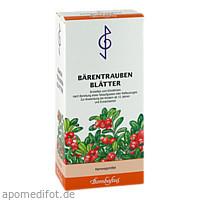 Bärentraubenblätter, 100 G, Bombastus-Werke AG