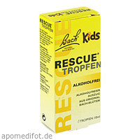 Bach Original Rescue Kids Tropfen, 10 ML, Nelsons GmbH