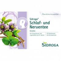 SIDROGA Schlaf- und Nerven-Tee, 20X2.0 G, Sidroga Gesellschaft Für Gesundheitsprodukte mbH