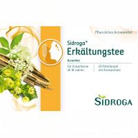 Sidroga Erkältungstee, 20X2.0 G, Sidroga Gesellschaft Für Gesundheitsprodukte mbH