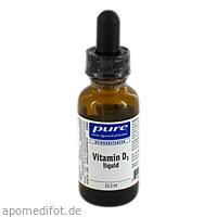 PURE ENCAPSULATIONS Vitamin D3 Liquid, 22.5 ML, Pro Medico GmbH
