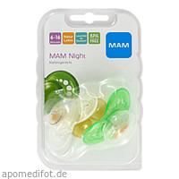 MAM Night Latex 6-16, 2 ST, Mam Babyartikel GmbH