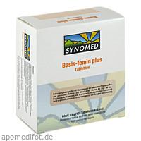 Basis-femin plus Tabletten, 120 ST, Synomed GmbH