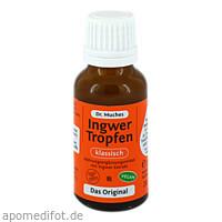 Ingwertropfen Dr.Muches, 20 ML, Dr. Muche GmbH