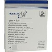 Aquacel AG 5x5cm, 10 ST, kohlpharma GmbH