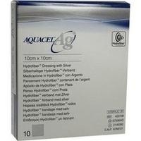 Aquacel AG 10x10cm, 10 ST, kohlpharma GmbH