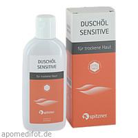 Spitzner Duschöl Sensitive, 200 ML, Dr.Willmar Schwabe GmbH & Co. KG