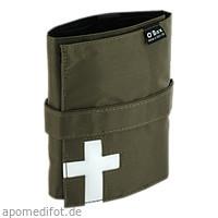 Reiseapotheke Mini Pocket ca.DIN A6 muskat, 1 ST, O-Box GmbH