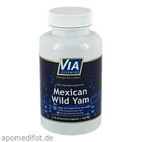 ViaVitamine Mexican Wild Yam, 120 ST, Apotheken Marketing Partner AG