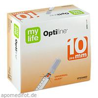 mylife Optifine 10mm Kanülen, 100 ST, Ypsomed GmbH