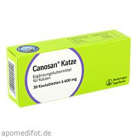 Canosan Katze vet, 30 ST, Boehringer Ingelheim VETMEDICA GmbH