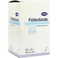 Pütter Binde 10cmx5m, 1 ST, Bios Medical Services GmbH
