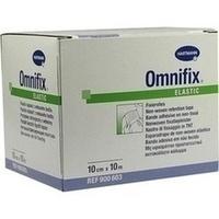 Omnifix elastic 10cmx10m Rolle, 1 ST, Bios Medical Services GmbH
