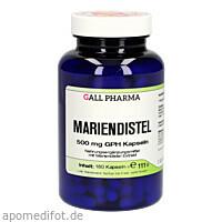 Mariendistel 500mg GPH Kapseln, 180 ST, Hecht-Pharma GmbH