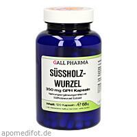 Süssholzwurzel 350mg GPH Kapseln, 120 ST, Hecht-Pharma GmbH