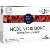 Nobilin Q10 Mono, 60 ST, Medicom Pharma GmbH
