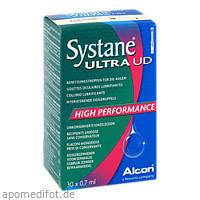 Systane Ultra UD Benetzungstropfen für Augen, 30X0.7 ML, Alcon Deutschland GmbH