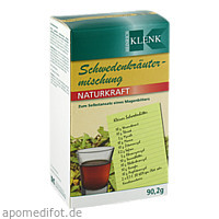 Schwedenkräutermischung, 90.2 G, Heinrich Klenk GmbH & Co. KG