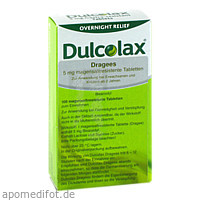 Dulcolax Dragees, 100 ST, kohlpharma GmbH