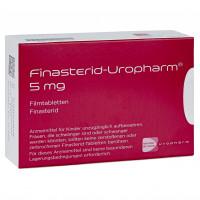 Finasterid-Uropharm, 100 ST, Abanta Pharma GmbH