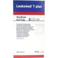 LEUKOMED TRANSP. PLUS STERILE PFL. 10x20cm, 5 ST, Bsn Medical GmbH
