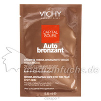 VICHY CAPITAL SOLEIL SELBSTBRÄUNER TUCH DUNKLE HAU, 1 ST, L'oreal Deutschland GmbH