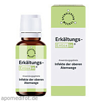Erkältungs-Entoxin, 50 ML, Spenglersan GmbH