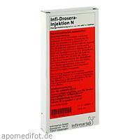 Infi-Drosera-Injektion N, 10X1 ML, Infirmarius GmbH