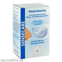 AMV Nasendusche Kombip.50g Spülsalz+Dosierlöffel, 1 P, Apotheken Marketing Vertrieb