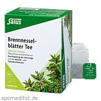 Brennnesselblätter Bio Tee Urticae folium Salus, 40 ST, Salus Pharma GmbH