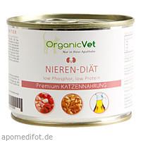 Dosennahrung Katze Nieren-Diät, 200 G, Organicvet GmbH