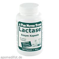 Lactase 4000 FCC, 100 ST, 11 A Nutritheke GmbH