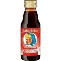 Rabenhorst Rotbäckchen Immunstark Mini, 125 ML, Haus Rabenhorst O. Lauffs GmbH & Co. KG