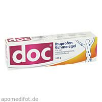 Doc Ibuprofen Schmerzgel, 100 G, Hermes Arzneimittel GmbH