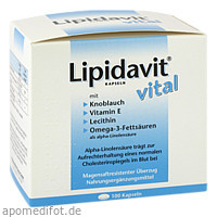 Lipidavit vital, 100 ST, Rodisma-Med Pharma GmbH