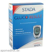 STADA GLUCO RESULT BLUTZUCKERMESSGERÄT MG/DL, 1 ST, STADAPHARM GmbH