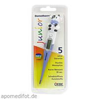 Domotherm Junior Fieberthermometer, 1 ST, Uebe Medical GmbH